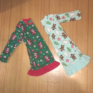 Christmas nightgown girls size 3t & 4t